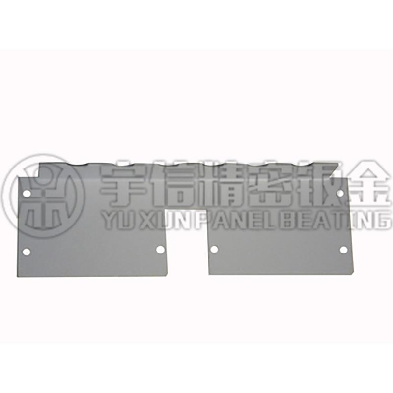Door sheet metal parts