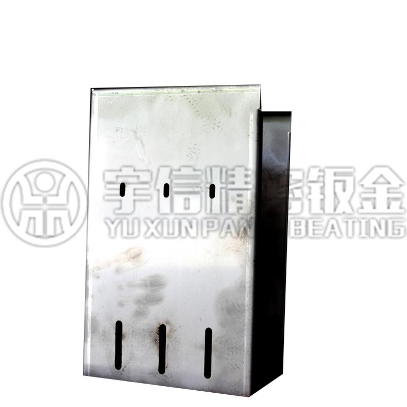 Case sheet metal parts