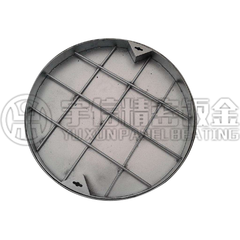 Sewer well cover